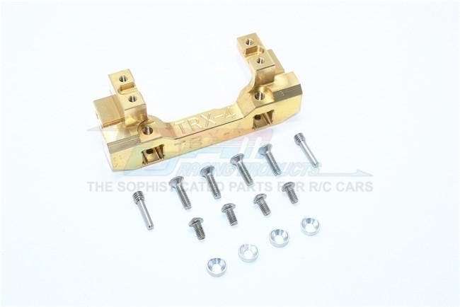 1 Pcs. GPM-TRX4009T-BK TRX-4 Defender Steel 9T Motor Pinion